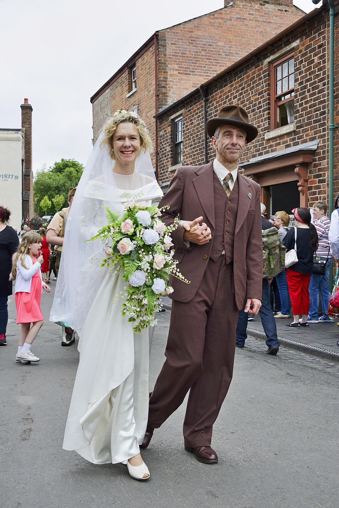 1940s Weekend The Black Country Living Museum Dudley 15