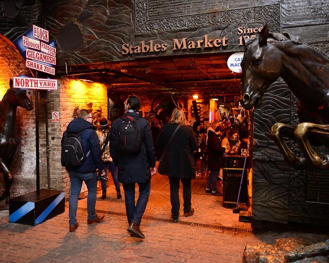 Stables Market, en Camden Town
