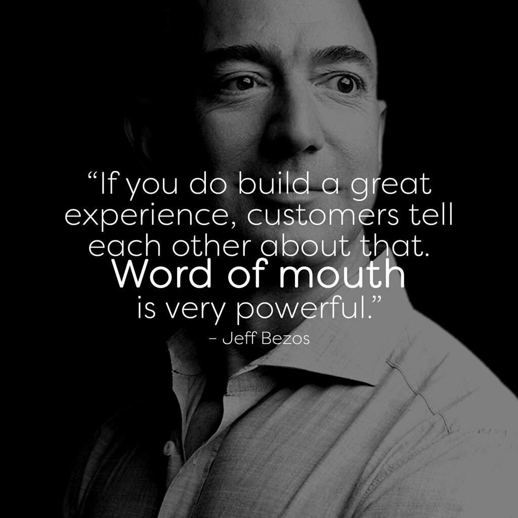 Jeff Bezos Quote Jahangeer Ansari Flickr