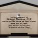 Memorial to George Browne (1886; former vicar)