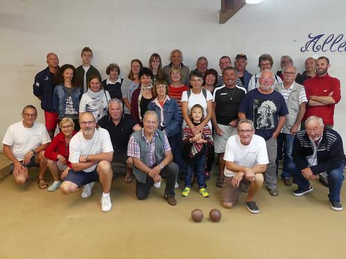 26/07/2017 - Plougasnou : 4ème séance d'initiation gratuite aux boules plombées