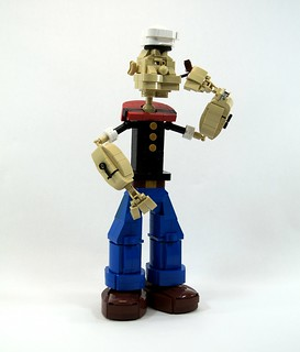Popeye the Sailor | by lummerlander