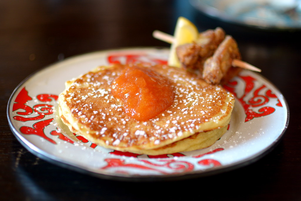 Weekend Brunch at A-Frame - Culver City | Cathy Danh | Flickr