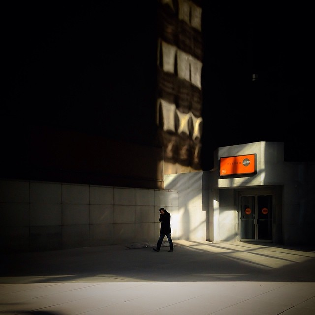 Mr. 312 - circa 2014, iPhone 5. | by mollyporter