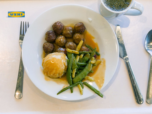 ikea meatballs the famous ikea meatballs as a reminder k flickr. Black Bedroom Furniture Sets. Home Design Ideas