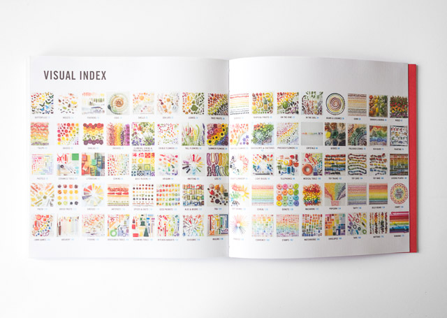 encyclopedia of rainbows book review | visual index