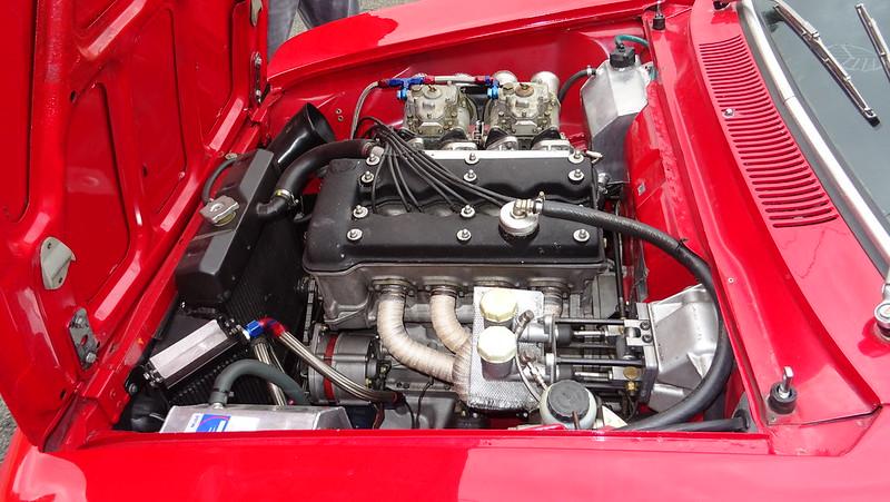Alfa Romeo Replica 1750 GTAM 2.0 litres 35274705083_e3d2e68e71_c