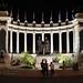 Bolivar monument