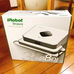 iRobot Braava380j Floor Mopping
