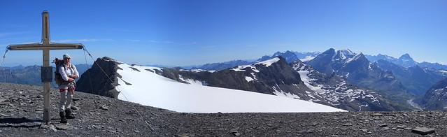 Wildstrubel (3243m)