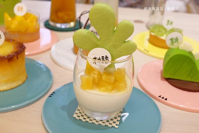 36036649231 f336eba60e b - 《台中♥食記》耕者有其甜。低調隱身傳統市場內的清新甜點店,又是網美IG打卡新熱點,連甜點都有著超可愛的療癒外型呢!