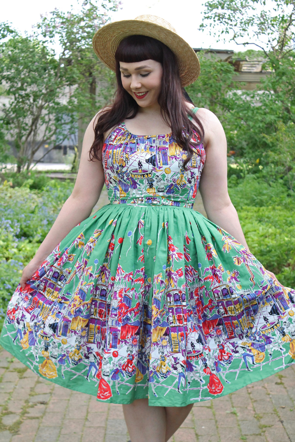 new orleans dress