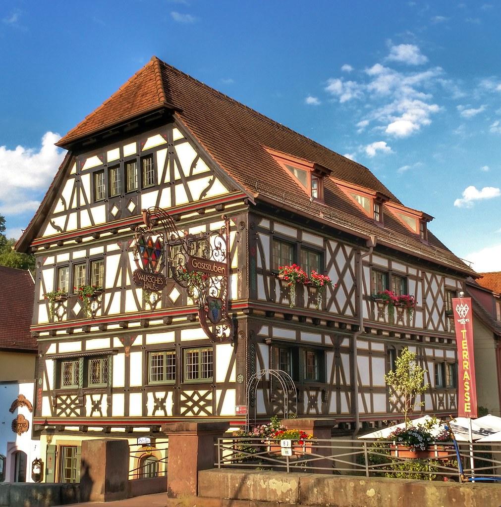 Haus Weingarten: Walksches Haus