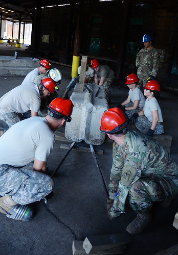 Virginia Cerfp Soldiers Train On Search And Extraction