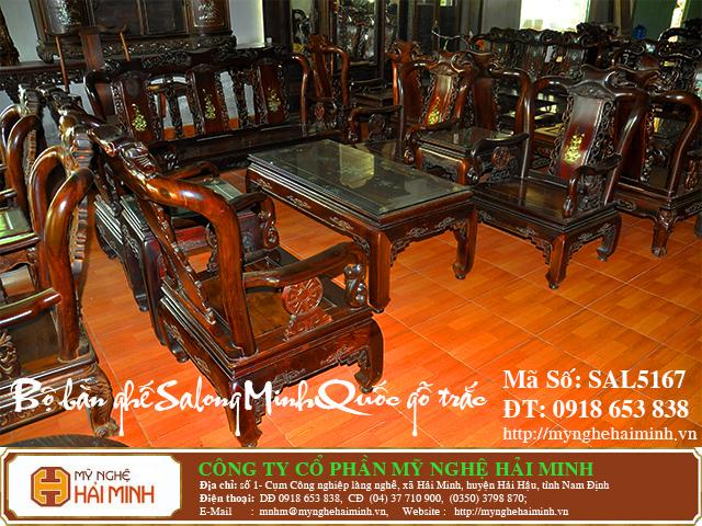 SAL5167b  Bo ban ghe Salong Minh Quoc go Trac  do go mynghehaiminh