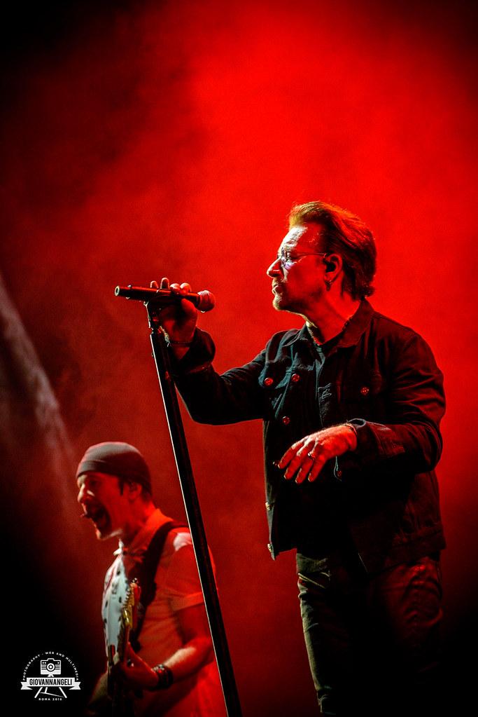 U2 - Live in Rome | Danilo Giovannangeli | Flickr