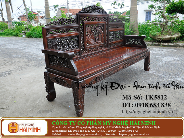TK5812k  Bo Truong Ky tich Tu Dan  do go mynghehaiminh