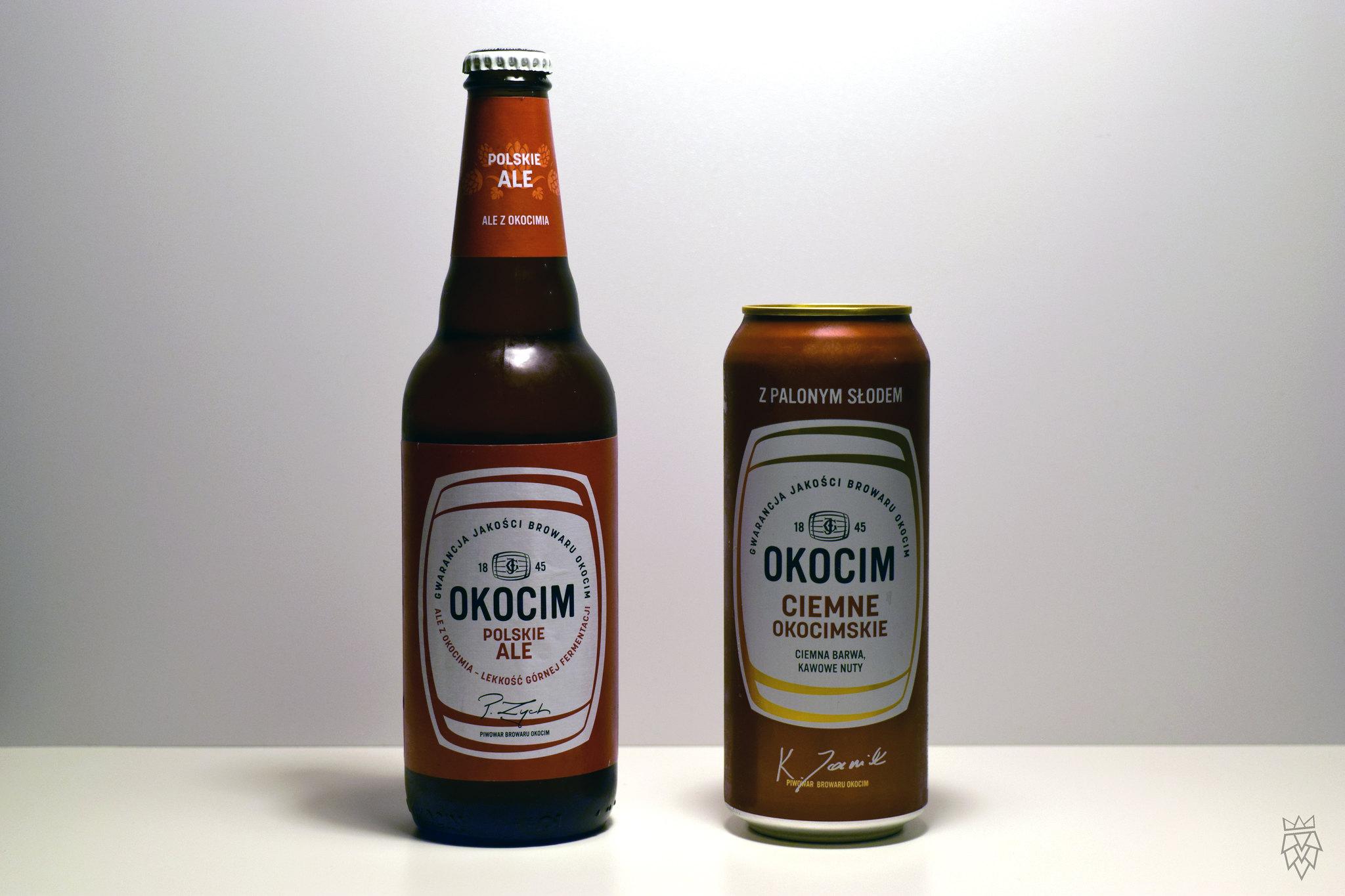 Okocim Polskie Ale, Ciemne Okocimskie
