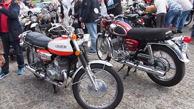Suzuki 500 / 2 temps et tambours (X2) 36169265222_a7da3fd964_c