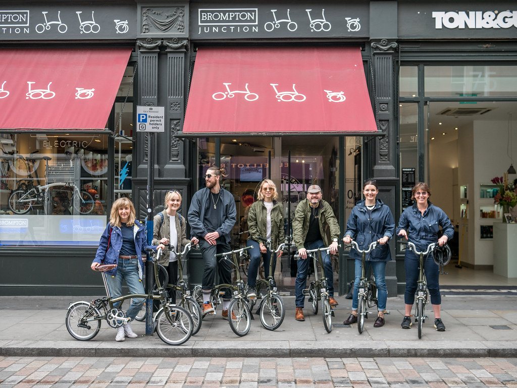 brompton-junction-barbour-bikes-velocitygirl-covent-garden