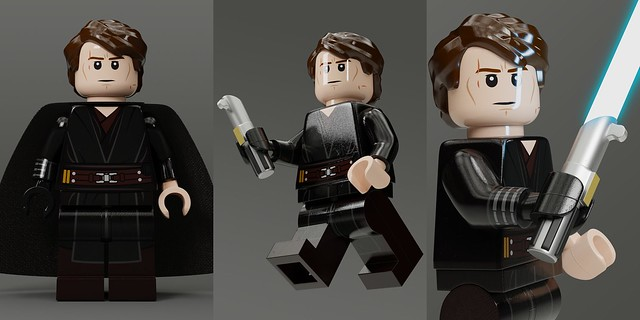 Anakin Skywalker Episode III, by Erik Petnehazi, on Flickr