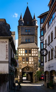 Bacharach, Herbst 2016 | by Frawolf77
