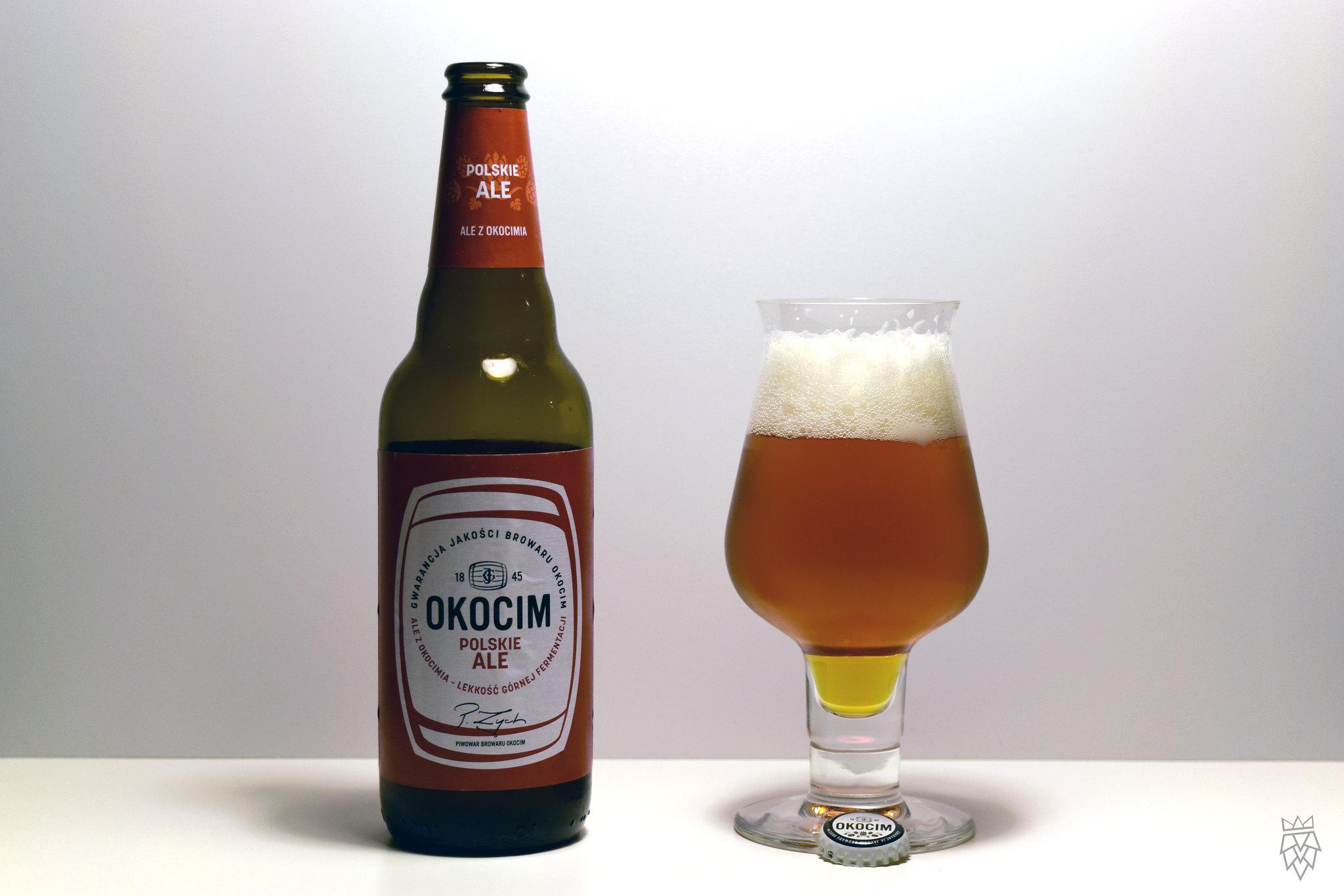 Okocim Polskie Ale