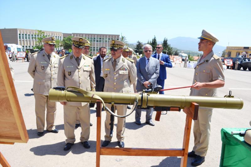 القوات البرية الجزائرية [  Missiles Anti-Chars ]   - صفحة 2 35252581654_c18c56b14a_o