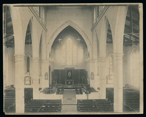 Interior 1894 | by Holy Trinity Church, Lenton