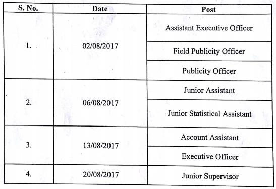 JKKVIB Recruitment 2016 17