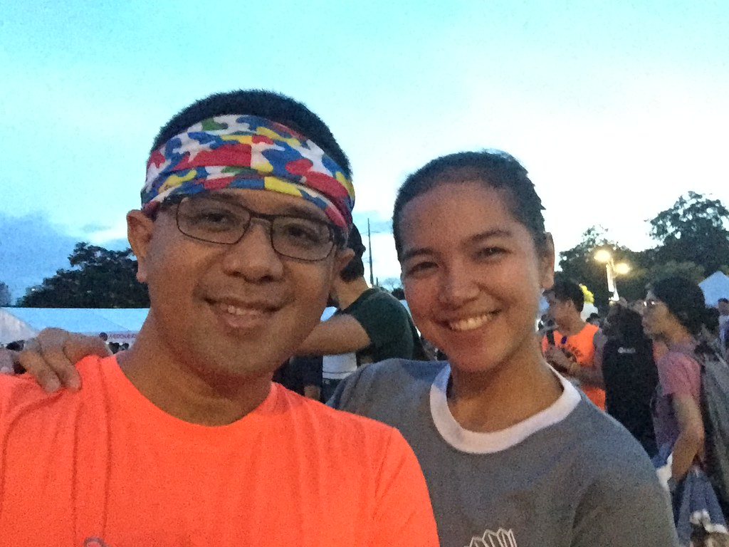 Nice seeing Maica at CM Challenge.