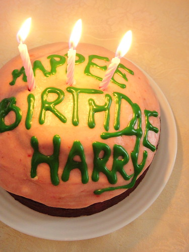 Strange Celebrating 20 Years Of Harry Potters Magic Inspired To Bake Personalised Birthday Cards Paralily Jamesorg