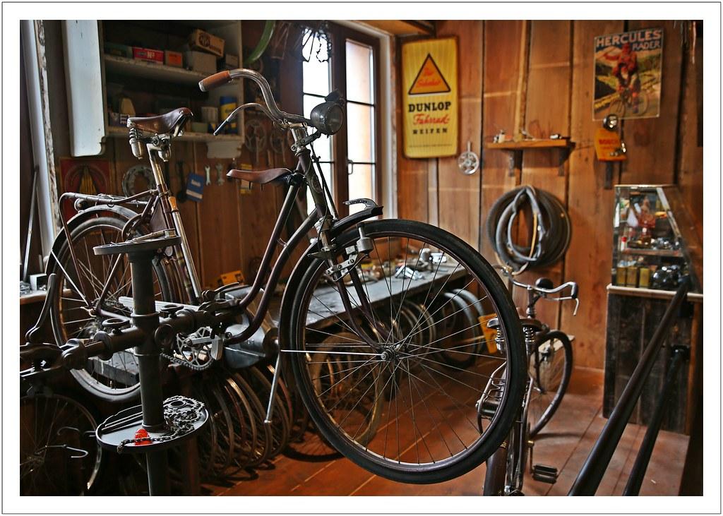 Norbert Kaiser beim fahrradschrauber norbert kaiser flickr