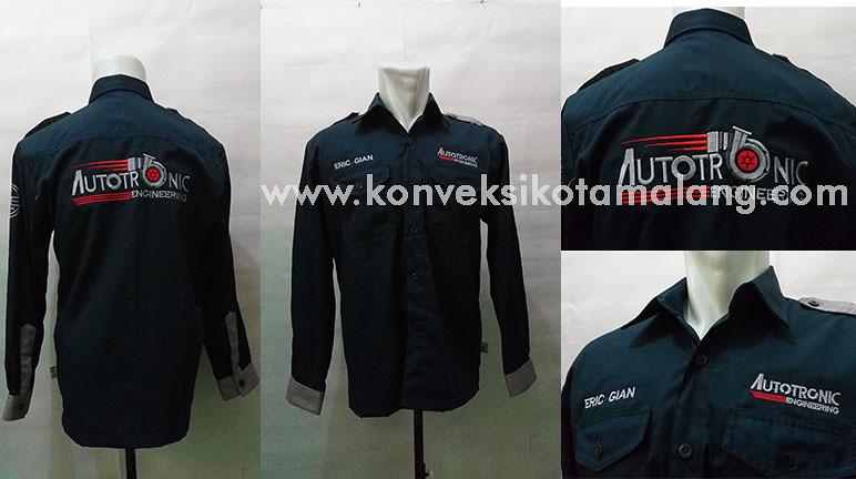 seragam kelas