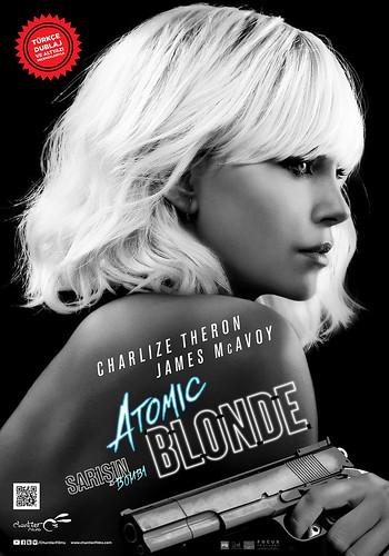 Sarışın Bomba - Atomic Blonde (2017)