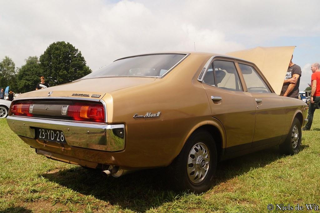 1977 Toyota Corona Mark Ii 2000