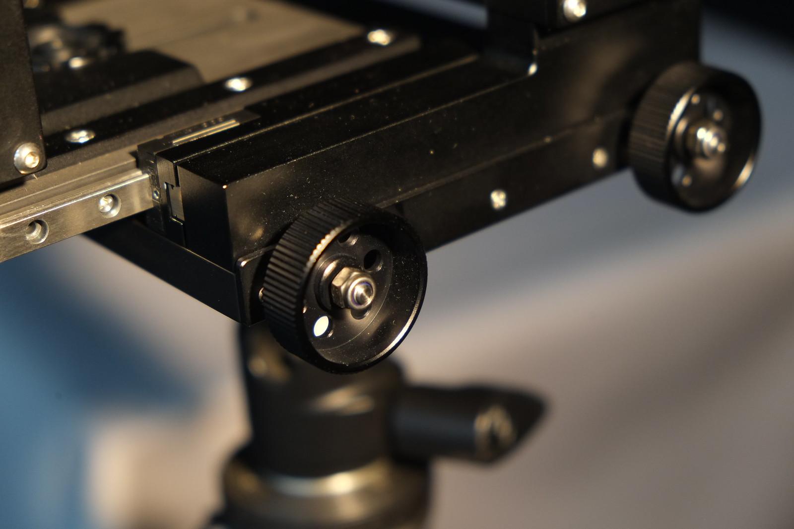 新推出4X5大畫幅相機 Chamonix 045H1