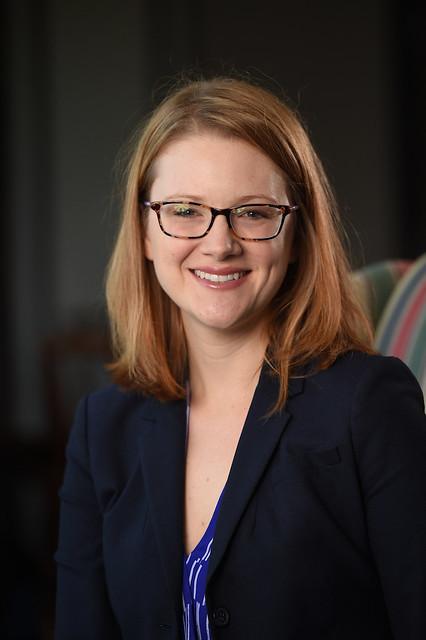 A portrait image of Jaclyn Koopman