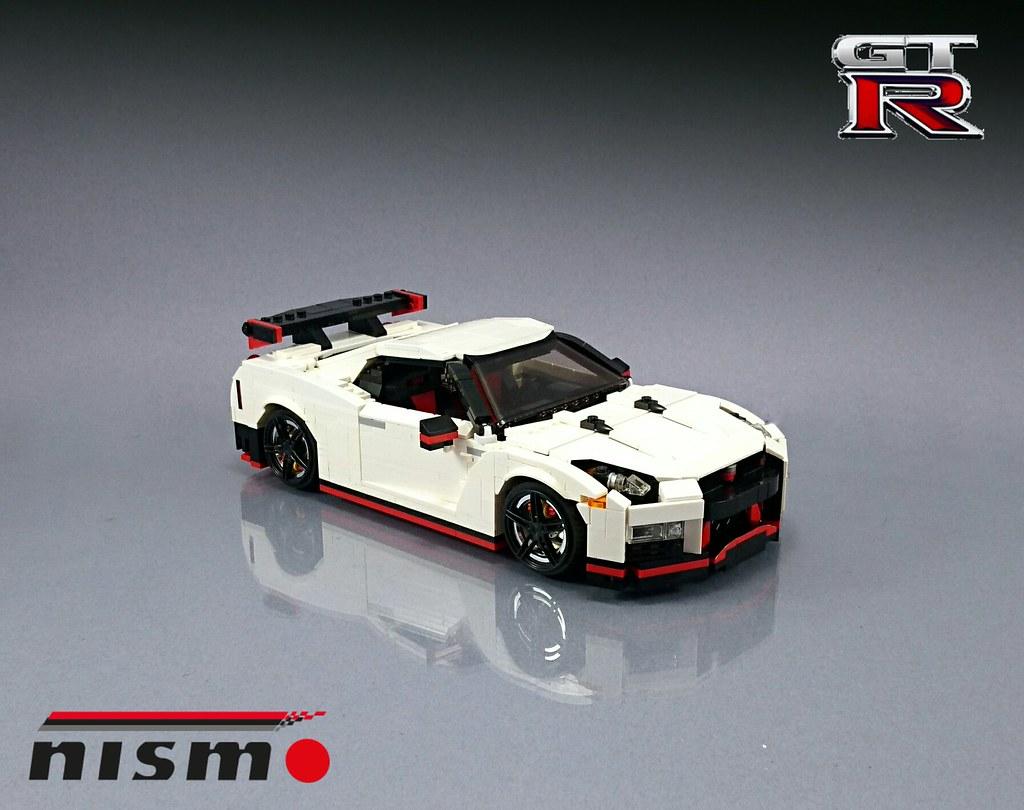 New Lego Technic Exotic Cars