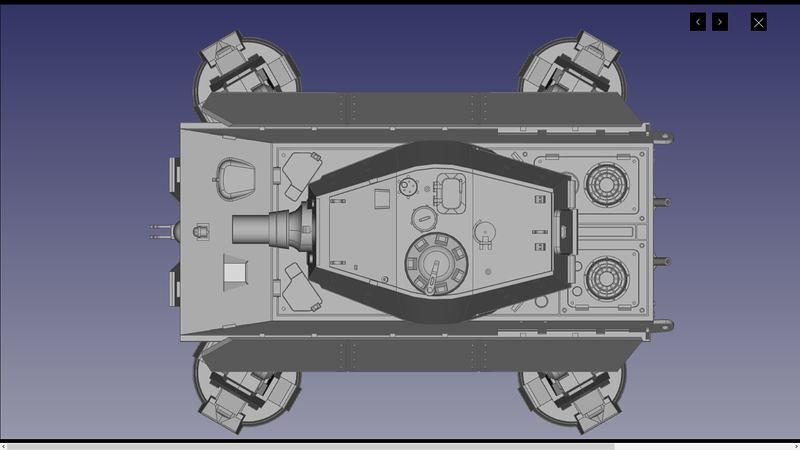 UA72107 3D 11 | par Cyber-Mecha