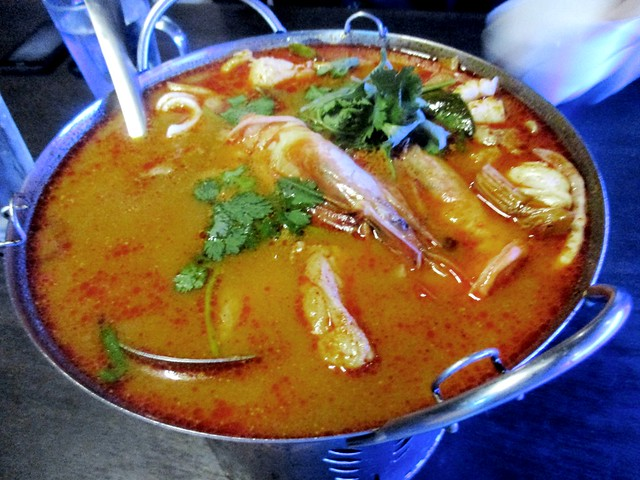 Flavours seafood tom yam 1