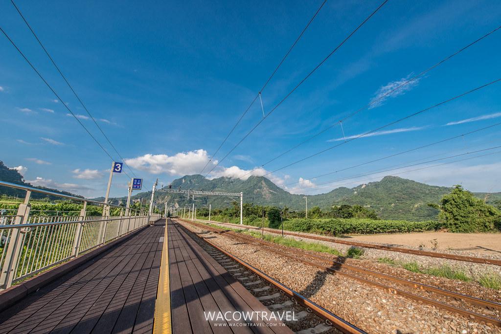 山里車站景觀