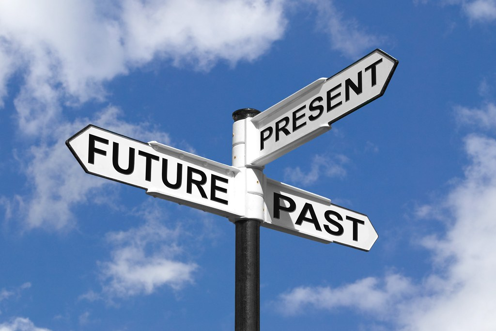NLP Past, Present and Future