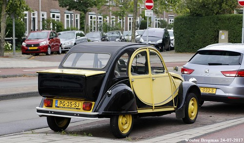 Citroën 2CV Charleston 1986 | by XBXG