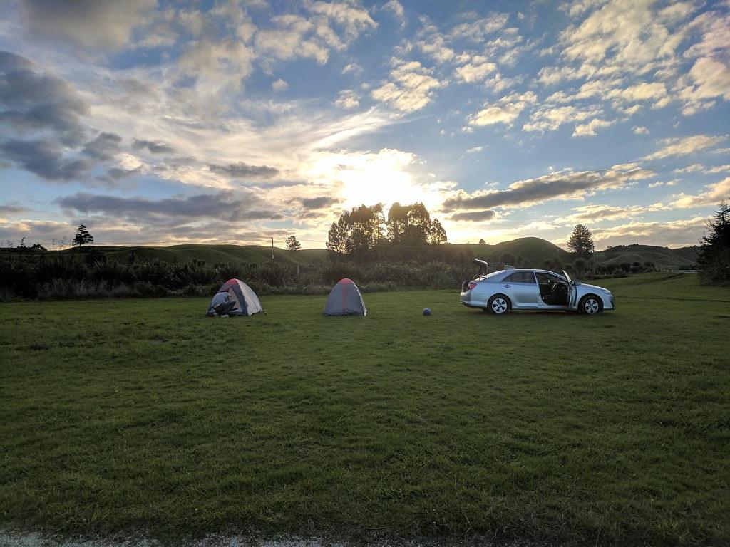 auto mieten und camping ausr stung in neuseeland steffen. Black Bedroom Furniture Sets. Home Design Ideas