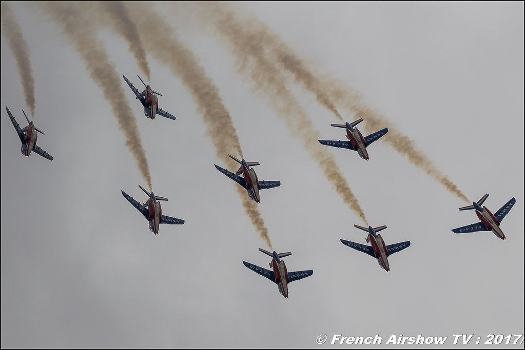 Patrouille de France 2017 , Meeting de France 2017 , Dijon longvic , Bleuciel Airshow, meeting aerien dijon 2017 , Meeting aerien de France a Dijon
