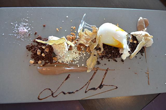Creative dessert, La Palma