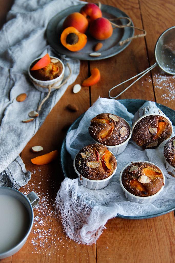 Muffins abricot