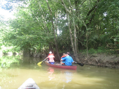 Guest Paddlers