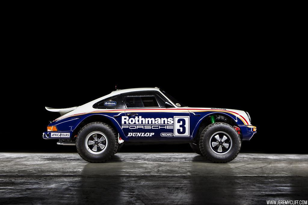 Porsche 911 Rothmans Rally Car Tribute Porsche 911 Full Se Flickr
